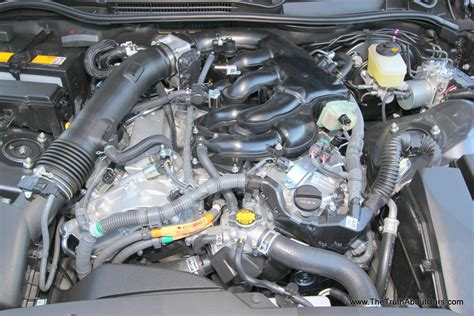 Lexus Is250 Engine