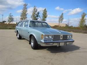 Purchase used 1982 Oldsmobile Cutlass Cruiser Base Wagon 4 ...