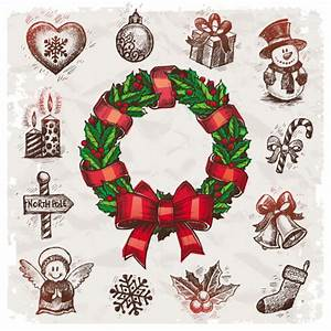 4-Designer | Christmas wreath Vector