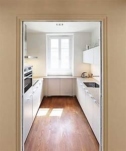 comment amenager une petite cuisine en longueur kirafes With comment agencer une petite cuisine