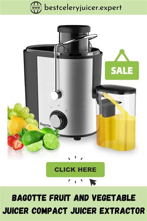 celery juicer expert