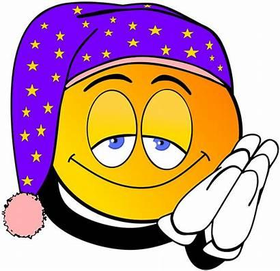 Emoji Night Sleepy Clipart Jessica Transparent Friday