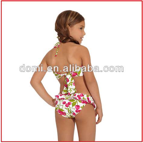 buy wholesale china wholesale cherry pattern lovely swimwear