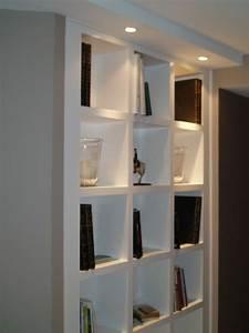 Bibliothèque Moderne Design : cuisine sur mesure tours pose de parquet tours biblioth que bois sur mesure paris 75 ~ Teatrodelosmanantiales.com Idées de Décoration