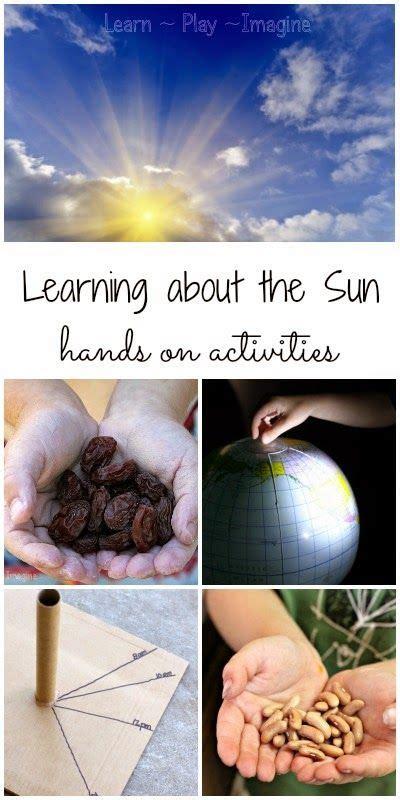 Sun Activities for Kindergarten ~ Learn Play Imagine | Sun ...