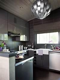 magnificent modern kitchen plan Small Modern Kitchen Design Ideas: HGTV Pictures & Tips | HGTV