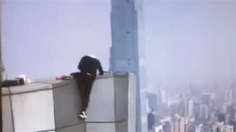 Yongning Dead Chinese Rooftopper Falls Death During