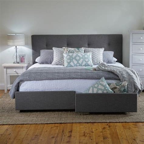 King Bed Frame And Headboard by Best 25 King Beds Ideas On King Bed Frame