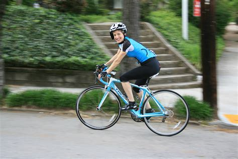 A Person Riding A Bike  Wallpaper Hd Collection
