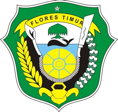 logo kabupaten flores timur logo lambang indonesia