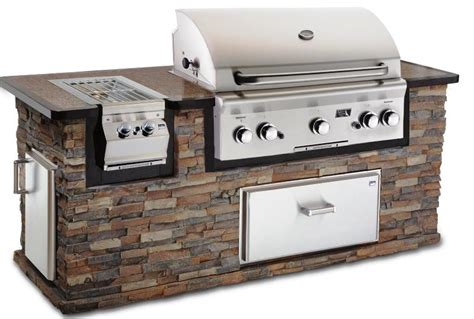american outdoor grill brand 36 quot built in stainless steel