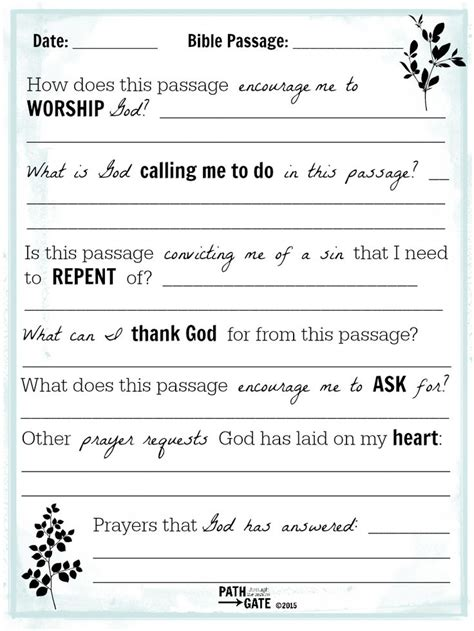 Free Printable Bible Study Lessons For Preschoolers  Printable 360 Degree