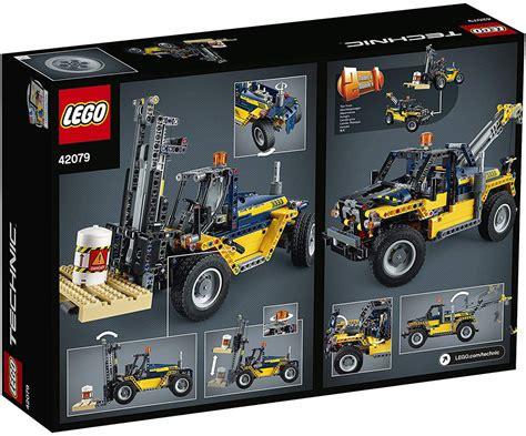 lego technic neuheiten sommer 2018 lego technic sommer sets 42079 42080 und 42081 boxen und