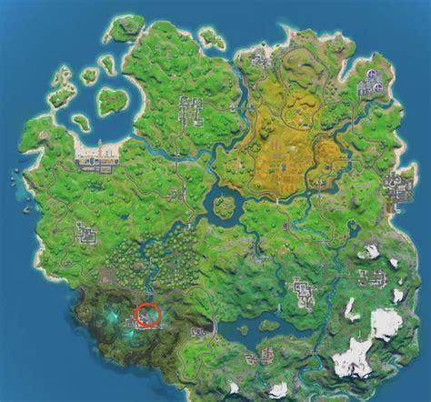 fortnite hidden  location   search letter