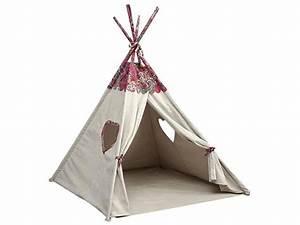 Tipi Tent Kinderkamer : Kinder tipi. kinder tipi wit 100 katoen. kinder tipi m dchens wigwam