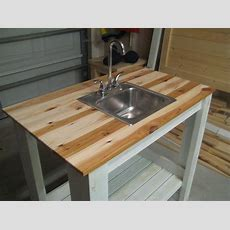 Ana White  My Simple Outdoor Sink  Diy Projects