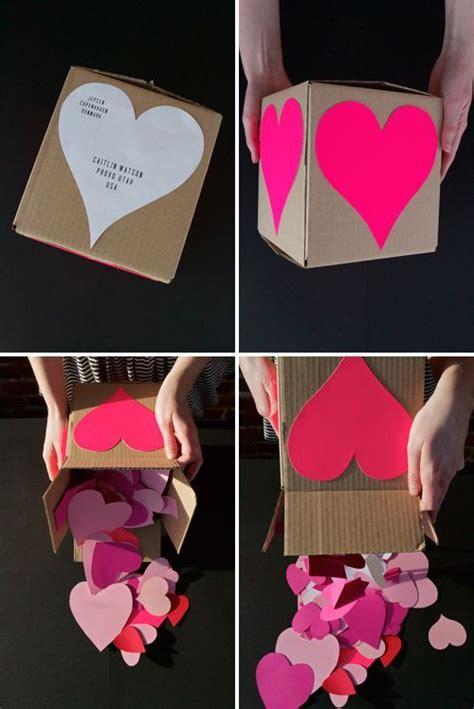 creative valentines day craft gift ideas  show