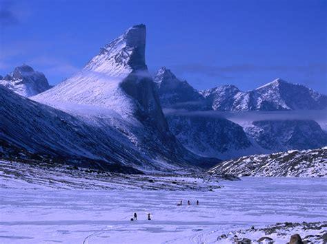 meet canadas mount thor  worlds steepest tallest cliff conde nast traveler