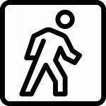 Walk Icon Icons Flaticon