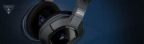 Turtle Ear Stealth 400 Premium Fully Wireless Gaming Headset Playstation 4