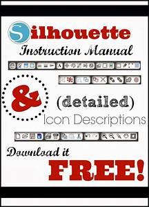 Silhouette Instruction Manual  U0026 Studio Tool Descriptions