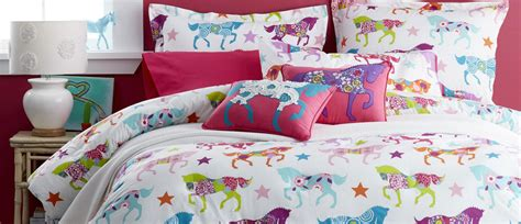 girls horse bedding cowgirl theme bedroom pony bedding sets