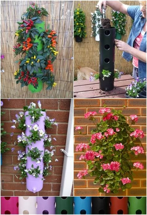 Small Planter Ideas by 10 Lovely Vertical Planter Ideas For Small Spaces