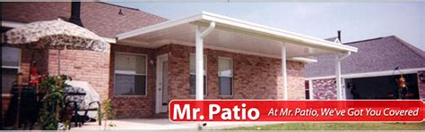 patio covers new orleans pict mr patio patio covers carports screen and glassrooms