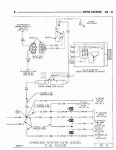 Engine Compartment Wiring Diagrams - Dodge Diesel