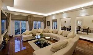 decorating large living rooms smileydotus With excellent living room design ideas for modern house