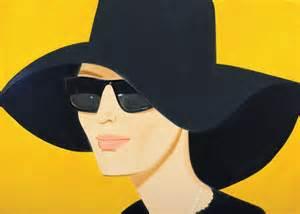 Alex Katz Artwork by Simply Smitten By Kristin Kerr