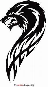 Angry wolf tribal | Viking and tribal art | Pinterest ...