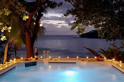 2k Fiji Sunset Jacuzzi Wiki Backgrounds