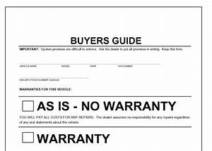 may 2008 f k a archives real opinions real haiku With used car warranty template