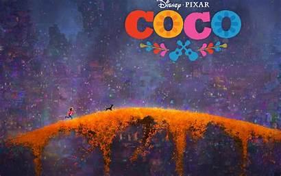 Coco Artwork Wallpapers Disney Movies Animated 4k