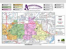 District Map Avondale School District