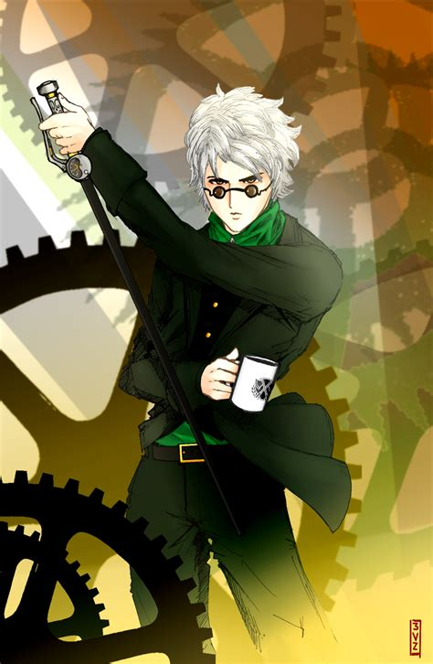 Ozpin- Gears of Machinations by Dane-of-Celestia on DeviantArt