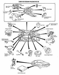 Diagrama De Carburador Nissan Z24