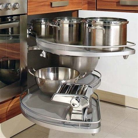 kitchen corner cabinet pull out shelves 53 cool pull out kitchen drawers and shelves shelterness 9216