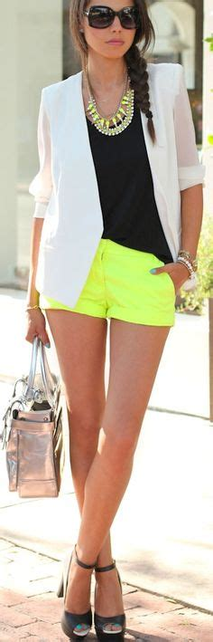 1000+ ideas about Neon Outfits on Pinterest | Neon Dresses Outfits and Zebra Print Shoes