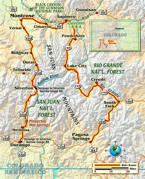 favorite ride scenic southern colorado