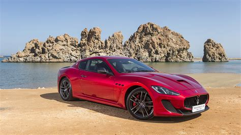 Red Maserati Granturismo Wallpapers Free> Minionswallpaper