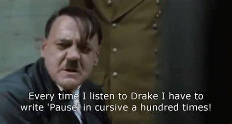 Hitler Responds To Kendrick Lamar's 'control