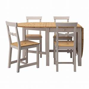 GAMLEBY Table and 4 chairs - IKEA