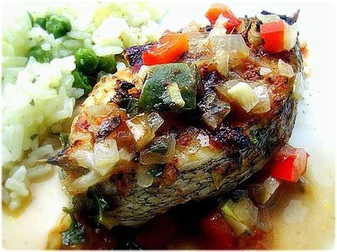 cuisiner du poisson au four tasca da elvira poisson au four façon calhoca