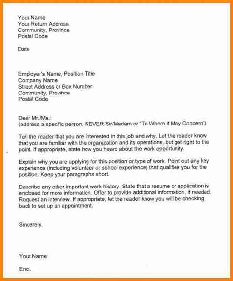 sle cover letter for application for freshers