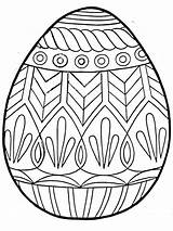 Easter Egg Coloring Pages Colouring Eggs Printable Print Printables Happy Bunny Para Princess sketch template