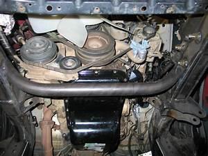 Complete Rear-sump Oil Pan Conversion Kit  3 4l