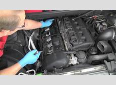 Part 1 Replacing a BMW 6cylinder valve cover gasket