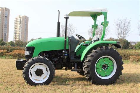 i trattori agricoli dell agricoltura rossa 4wd con una
